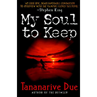 My Soul to Keep (African Immortals series Book 1) book cover