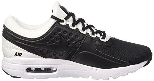 Nike Air Max Zero Premium, Scarpe da Ginnastica Uomo Nero (Black/Black/White)