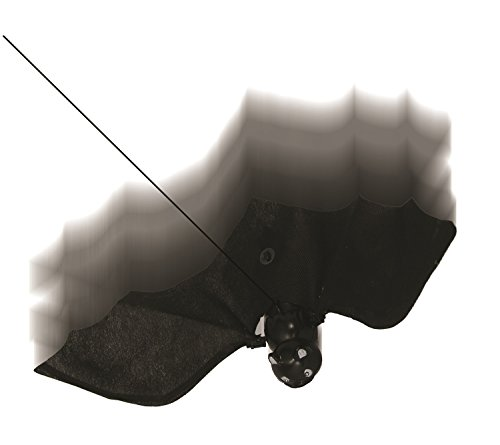 Forum Novelties Animated Flying Bat Moving Wings Ceiling Prop Flies Battery Operated Halloween ()