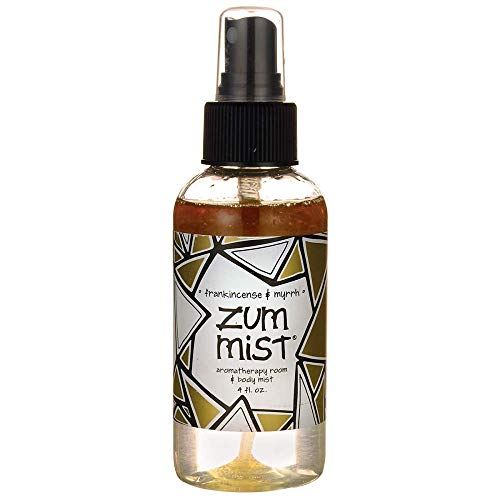 (Indigo Wild Zum Mist, Frankincense and Myrrh, 4 Fluid Ounces)