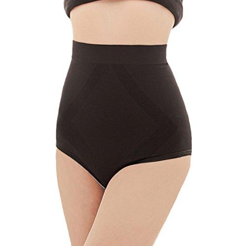Women's High Waist Postpartum Seamless Panties Underwear Abdomen Hip - Partition Fat