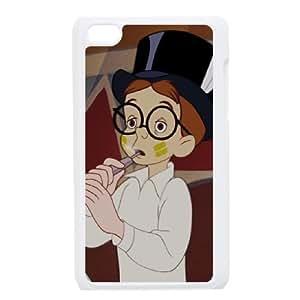 iPod Touch 4 Phone Case White Peter Pan John Darling JOI5646691