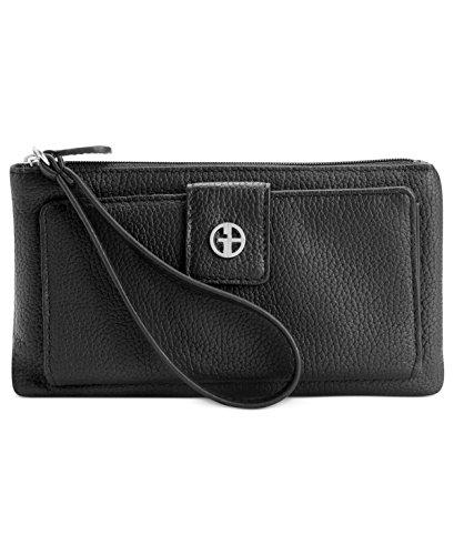 Giani Bernini Softy Grab & Go Leather Wallet & (Giani Bernini Purse)