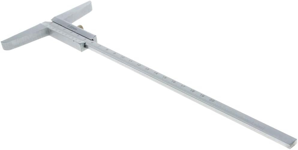 Utoolmart Carbon Steel Vernier Caliper Cursor 300mm Measuring Tool Digital Caliper Accuracy Calipers Dial Calipers 0.02//0.05mm