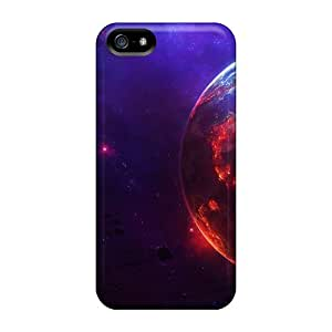 Iphone 5/5s Case Cover Star Wars Fiction Planet Case - Eco-friendly Packaging