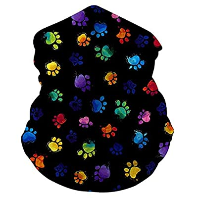 Headwear, Bandana, Neck Gaiter, Head Wrap, July 4th Headband for Men and Women, Multifunctional Head Scarf, Face Mask, Magic Scarf, Sweatband for Fishing, Cycling: Clothing