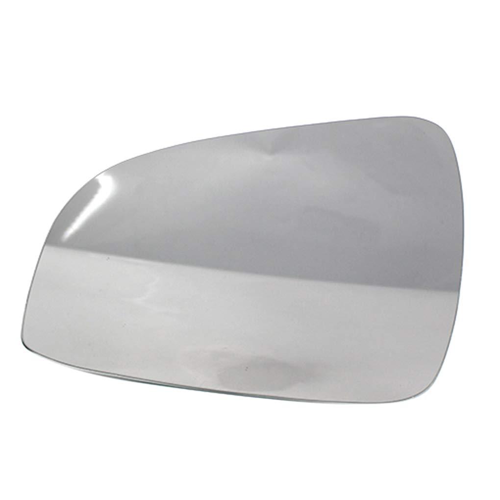 Bomcomi Lato Destro Specchio retrovisore Specchietto con riscaldata Funzione di Sostituzione per Astra H 2009-2011