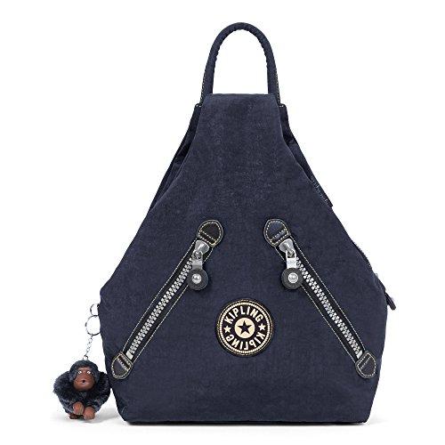 Kipling Shadow Basic Sling Backpack One Size Blue