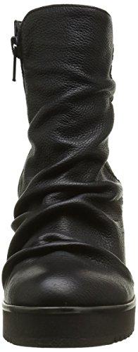 Piu Classiques 9922 Femme Lilù Nero Bottes Noir Bufalo Donna ZxqFHnwH
