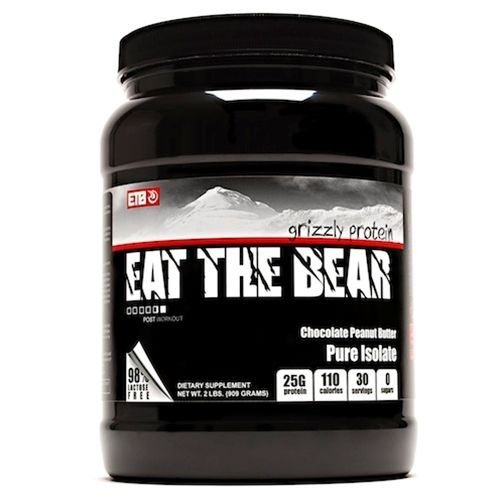 ETB Eat The Protein grizzli, Chocolate Peanut Butter, 2 Pound