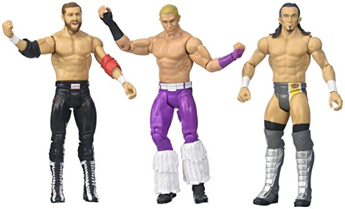 WWE NXT Superstars Sami Zayn, Tyler Breeze & Neville by WWE