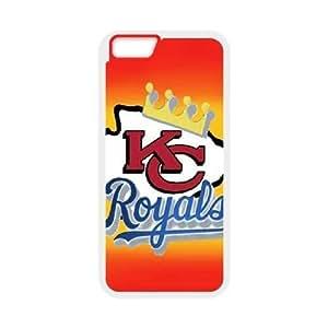 iPhone6 Plus 5.5 inch Phone Case White Kansas City Chiefs JIL687520