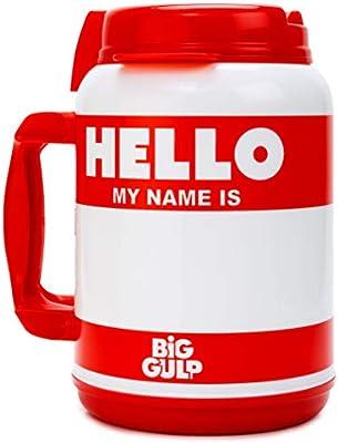7-Eleven Big Gulp Insulated Travel Mug Hello Red (52 oz)
