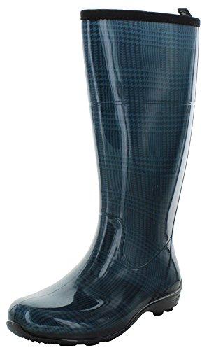 Kamik Vérifie imperméable Bottes de pluie Plaid pointure 10