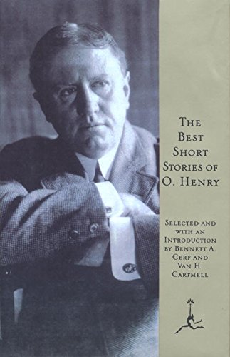 The Best Short Stories of O. Henry (Modern Library (Hardcover)) [O. Henry] (Tapa Dura)