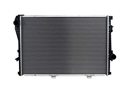 Automotive Cooling Brand Radiator For BMW 740iL 750iL 1401 100% Tested