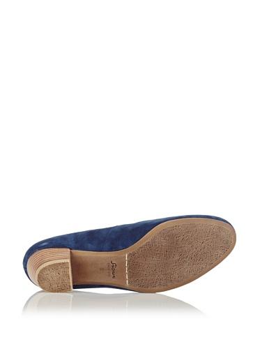 Sioux - Zapatos de vestir de Material Sintético para mujer Azul azul
