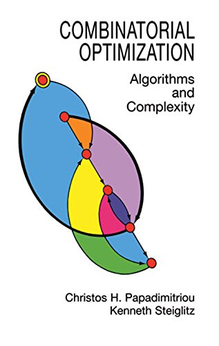 Combinatorial Optimization: Algorithms and Complexity (Dover Books on Computer Science)