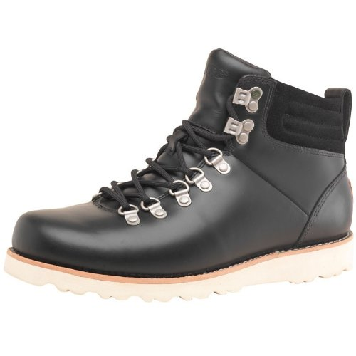 51025ed036a Ugg Mens Capulin Boots Black - 7: Amazon.co.uk: Clothing