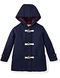 Boys' Wool Blend Duffle Coat