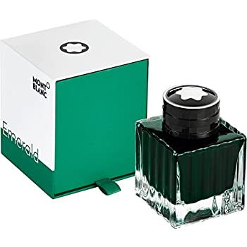 16088b17a03 Montblanc 2018 Color Of The Year Emerald Green Bottled Fountain Pen Ink 50  ML