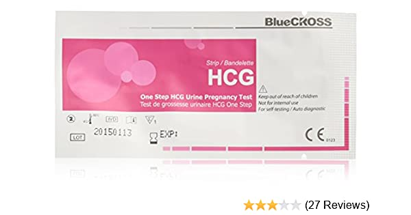 This rather hcg urine strip test one step
