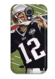 Hard Plastic Galaxy S4 Case Back Cover Hot Tom Brady Case At Perfect Diy