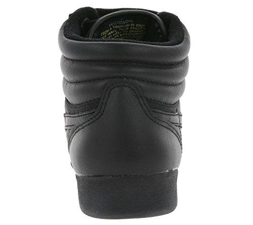 Reebok Haute Lux Freestyle Classique Sneaker Noir Og rzaqZrw