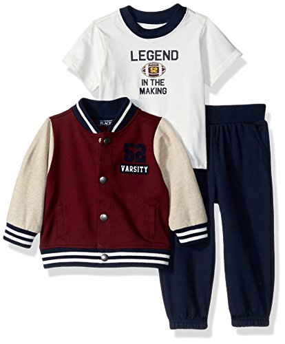 The Children's Place Baby Boys' Athletic Set
