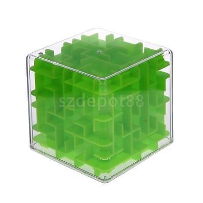 グリーン透明マジックキューブHigh ChallengeポリゴンKids Toys Megaminxマジック   B06XXWPVHQ
