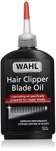 Wahl Hair Clipper Blade Oil 4 oz. #3310-300 (Wahl Blade Oil)