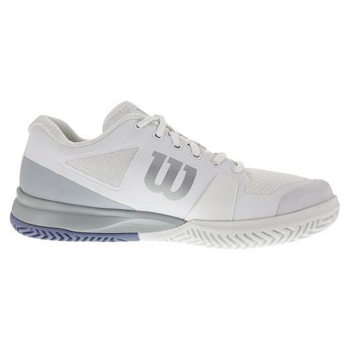 Pro Stonewash Rush Shoe 5 Wilson Blue 2 Tennis Womens Peral White 751wxvqSx