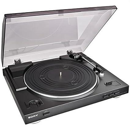Sony PSLX300USB - Giradiscos con Salida USB (Software de edición incluído), Color Negro + Startech.com MUMFRCA - Adaptador Audio Mini Jack 3.5 mm a ...