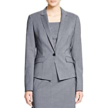 Hugo Boss Womens Pocket Long Sleeve Suit Jacket