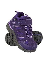 Mountain Warehouse Drift Junior Kids Boots - Waterproof Walking Shoes