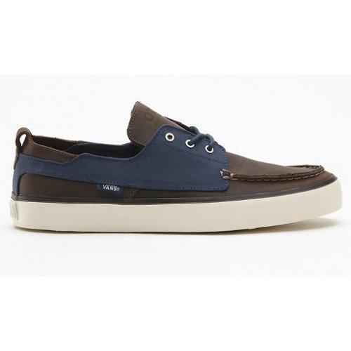 E Barca Da Uomo it Blue Uk 6 5 Brown Vans Amazon Borse Scarpe EfqwPP