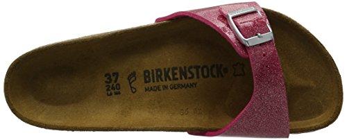 BirkenstockMadrid Birko-flor - Mules Mujer Pink (MAGIC Galaxy Bright Rose)