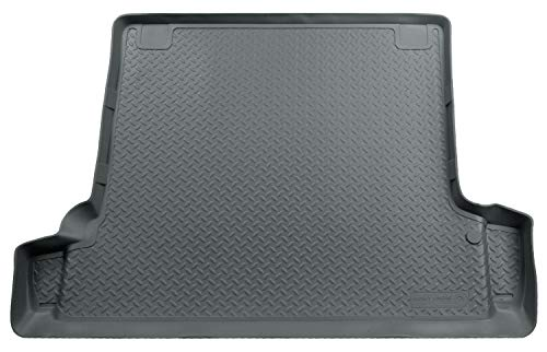 Option Tray - Husky Liners Cargo Liner Fits 03-09 4Runner w/ Double Stack Cargo Tray option