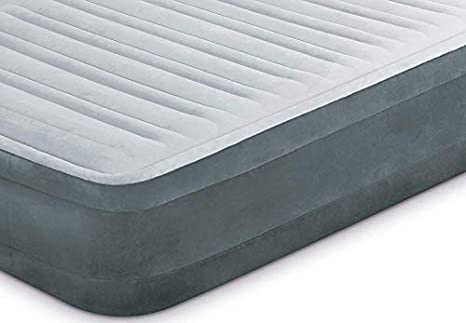 Intex - Colchón hinchable Dura-Beam Plus ComfortPlush - 99 x 191 x ...