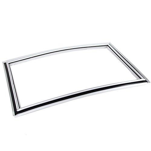 241872501 Refrigerator Freezer Door Gasket (White) Genuine Original Equipment Manufacturer (OEM) Part White ()