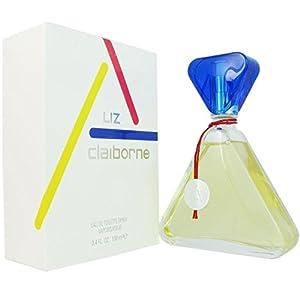 Claiborne by Liz Claiborne for Women, Eau De Toilette Spray, 3.4-Ounce