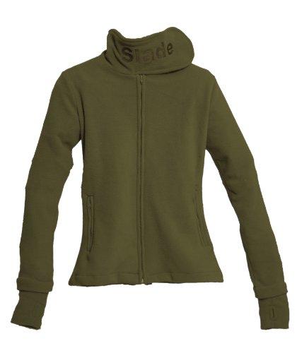 Damen Fleece Jacke SLADE by BRUBAKER Gr. XS Khaki