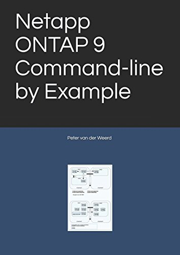 Netapp Ontap 9 Command Line By Example