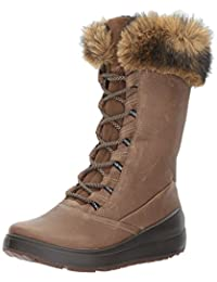 ECCO Shoes Women's Noyce Tall Winter Snow Boots