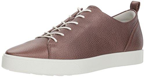ECCO Women's Women's Gillian Sneaker, deep Taupe/Bronze, 38 M EU (7-7.5 US)