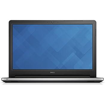 "Dell i5559-1350SLV 15.6"" HD Laptop (Intel Core i3-6100U 2.3GHz Processor, 6 GB DDR3L SDRAM, 1 TB HDD, Windows 10) Silver Matte"