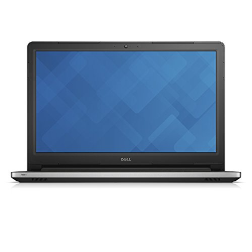 Dell i5559-1350SLV 15.6' HD Laptop (Intel Core i3-6100U 2.3GHz Processor, 6 GB DDR3L SDRAM, 1 TB...