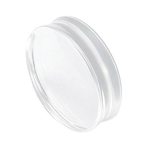 Bouchons d'oreille de civières/mega/bouchon/Transparent 30 mm