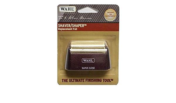 Wahl 7031-200 - Hoja de repuesto para afeitadora: Amazon.es: Salud ...