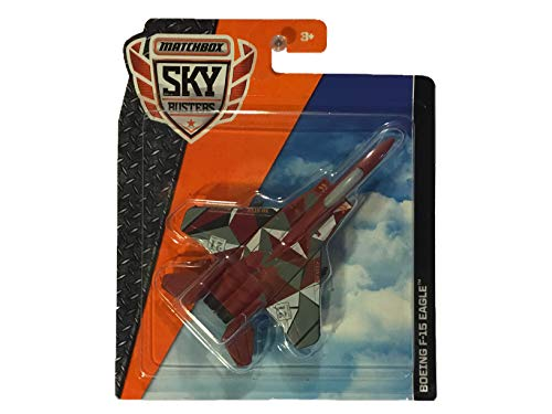 MBX Matchbox Sky Busters Boeing F-15, Eagle